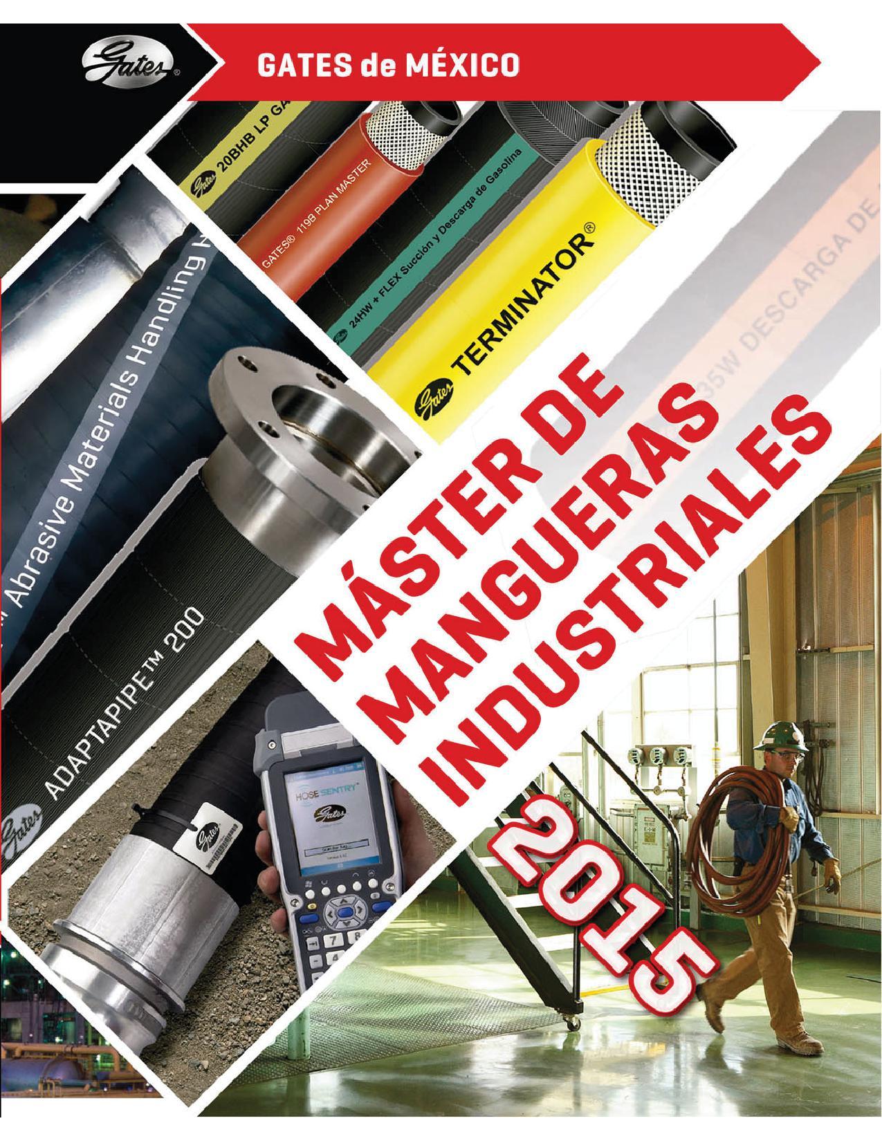 Gates Mangueras Industriales - Catálogo