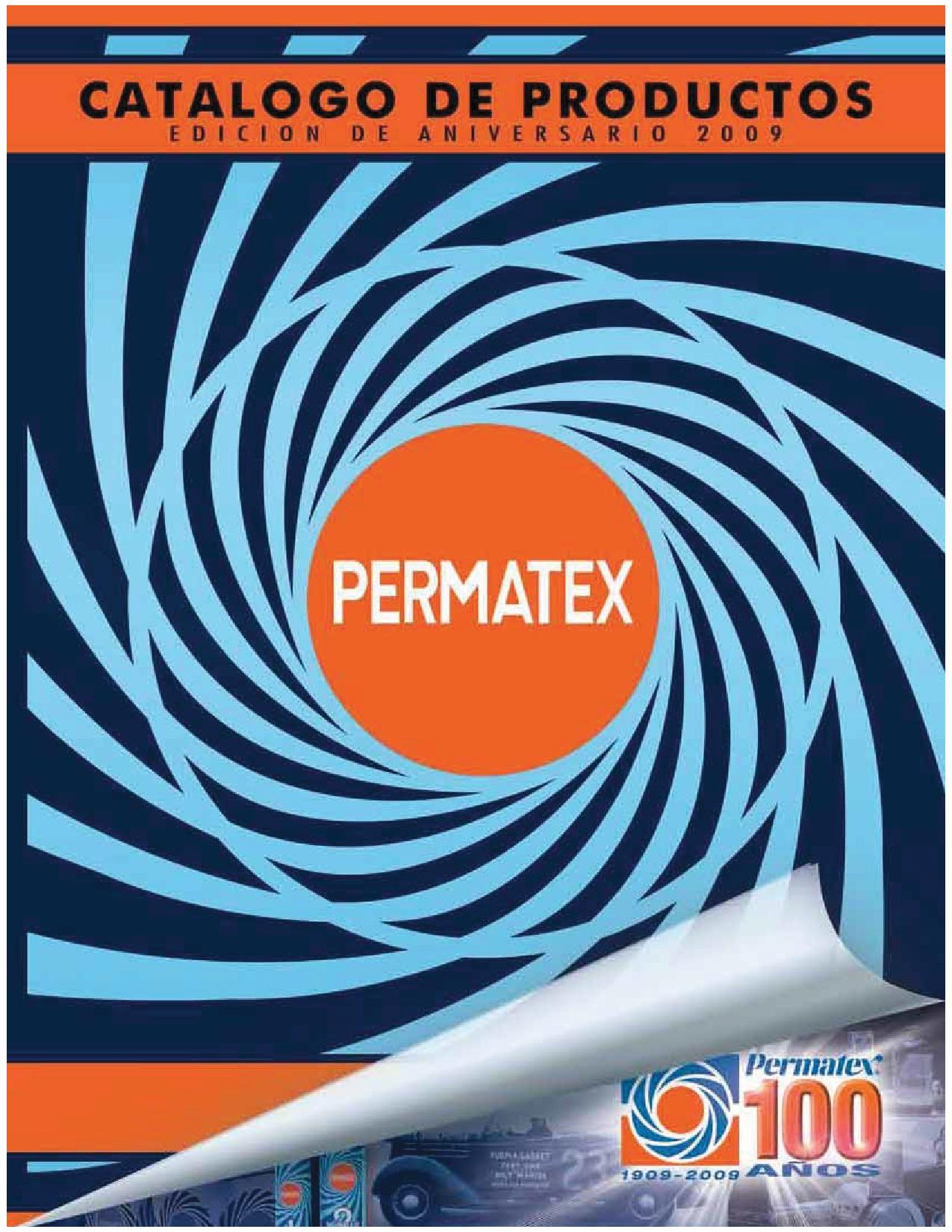 Permatex - Catálogo